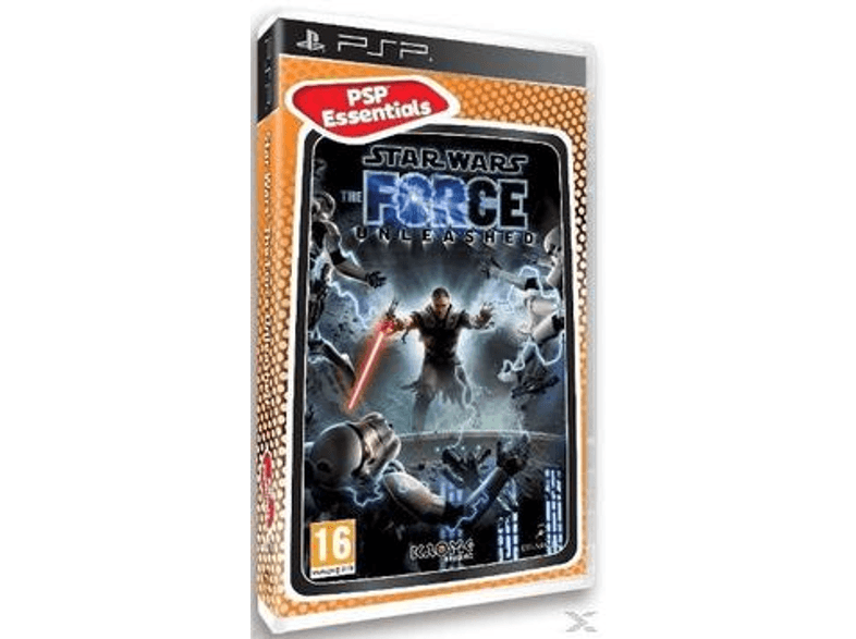 DISNEY SW Star Wars: The Force Unleashed games psp  ps vita