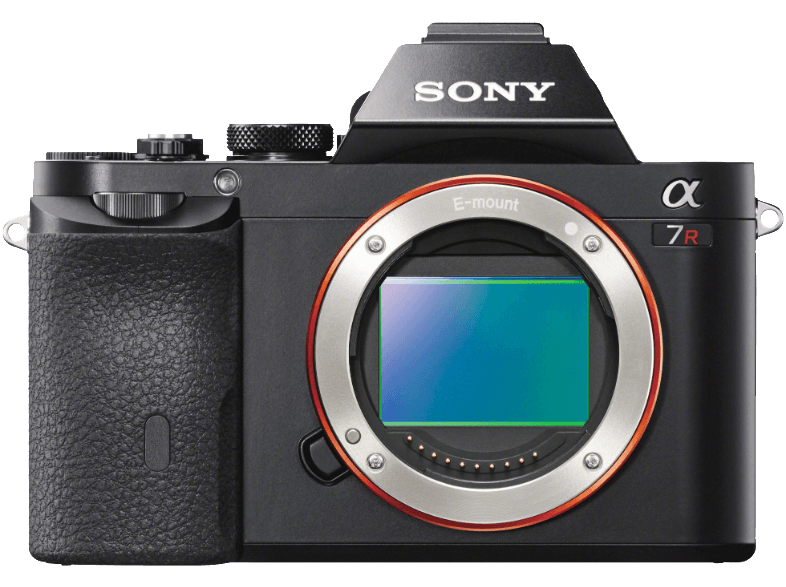 SONY Alpha-7R - (ILCE 7RB) mirrorless cameras