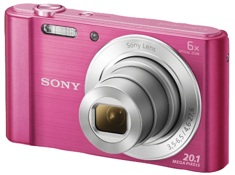 SONY DSC-W810 Pink compact cameras