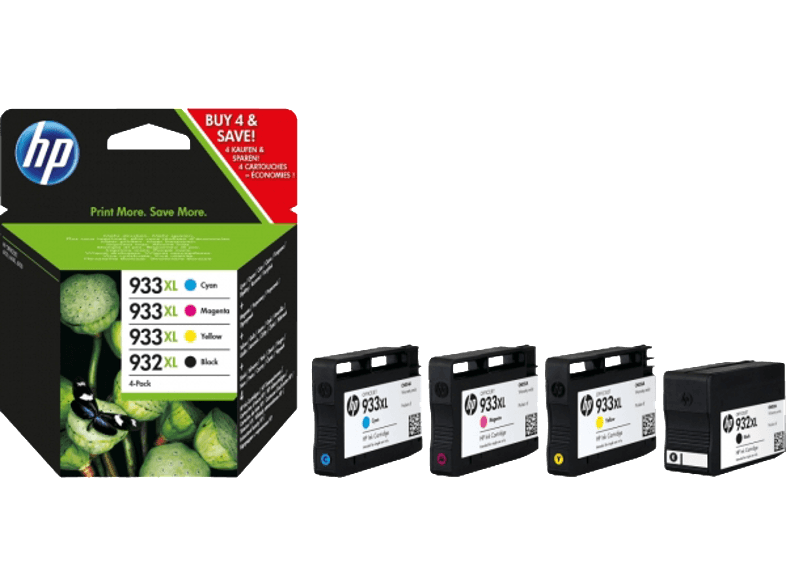 HP 932XL/ 933XL Combo Pack - (C2P42AE) μελάνια  toner