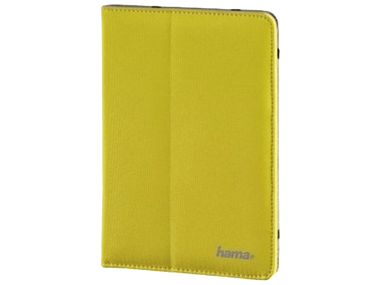 "HAMA ""Strap"" Portfolio for Tablets and eReaders 10.1'' Yellow - (123057) θήκες tablet"