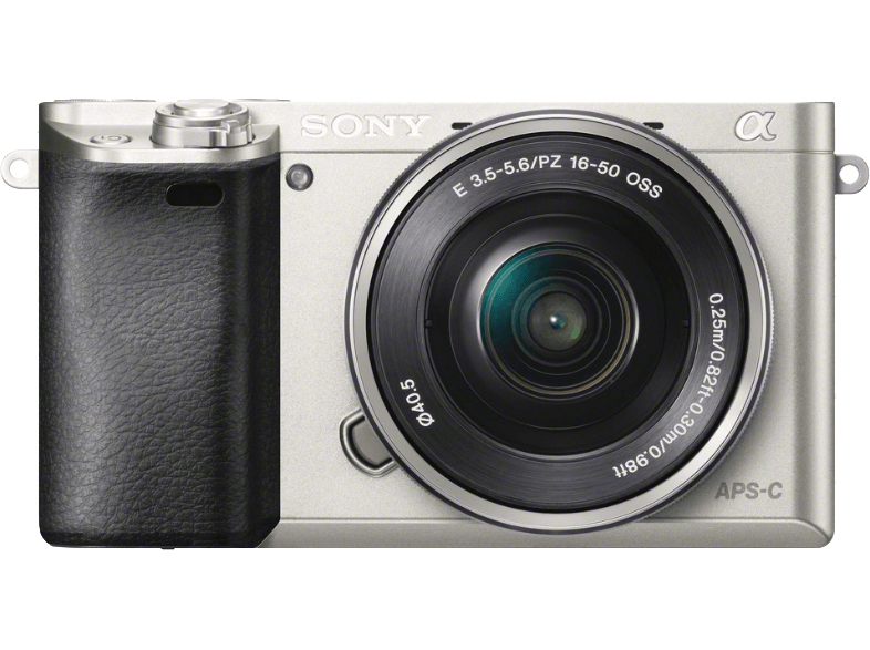 SONY ILCE-6000LS με Φακό 16-50mm mirrorless cameras
