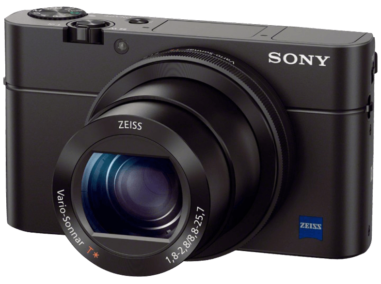 SONY DSC-RX100M3 compact cameras