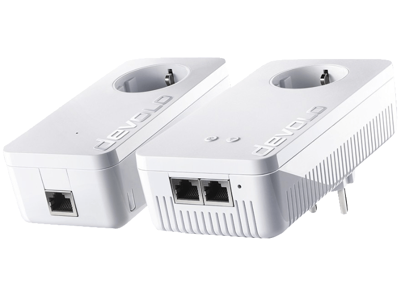 DEVOLO dLAN® 1200+ WiFi ac Starter Kit - (09396) powerline