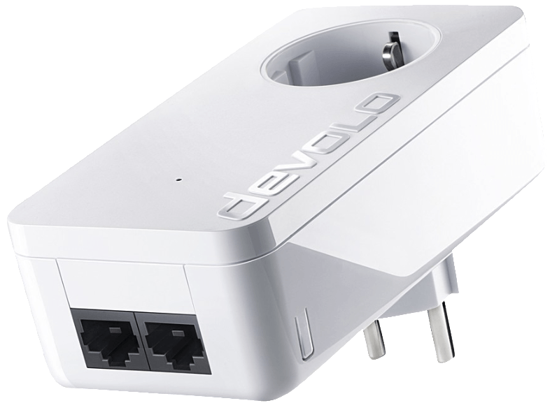 DEVOLO dLAN® 550 duo+ Single Adapter - (09296) powerline