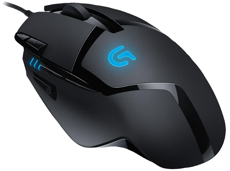 LOGITECH G402 Hyperion Fury Ultra-Fast FPS Gaming Mouse - (910-004068) gaming ποντίκια