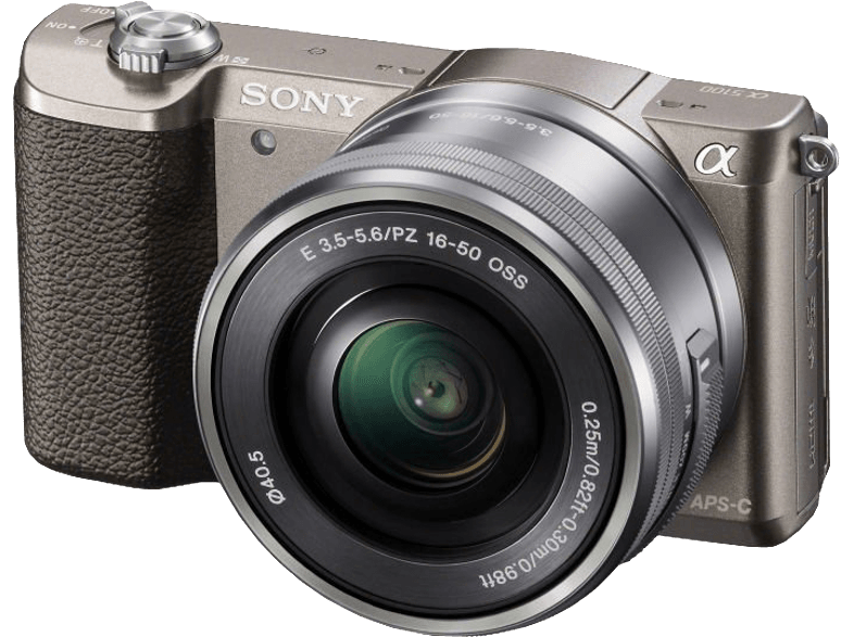 SONY Alpha 5100 με φακό 16-50mm (ILCE-5100LT) mirrorless cameras
