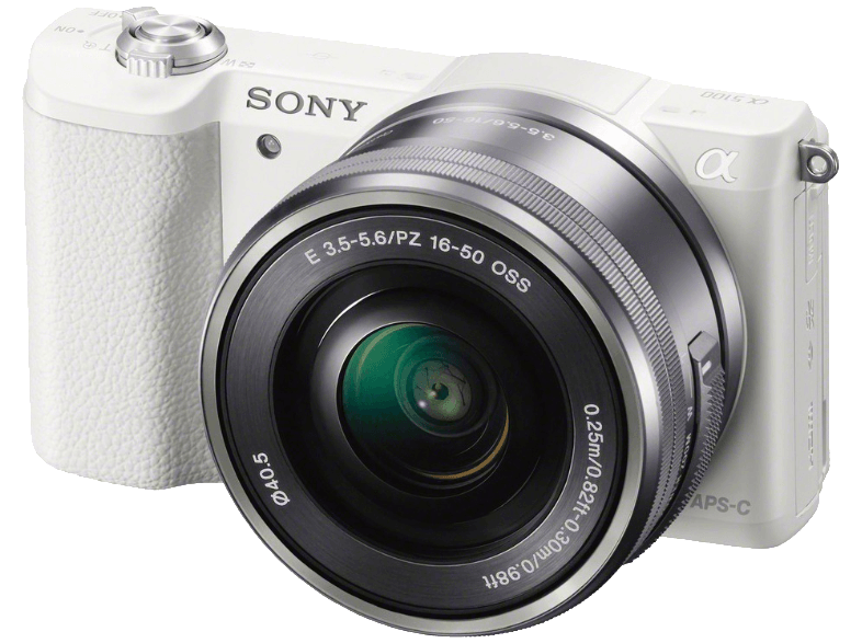 SONY ILCE-5100LW με Φακό 16-50 mm mirrorless cameras
