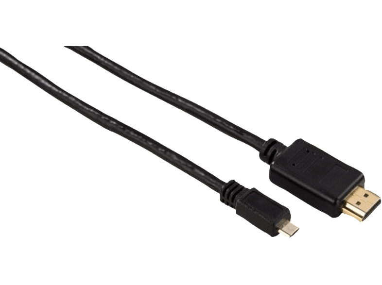 HAMA MHL Cable (Mobile High-Definition Link), 2 m - (00054542) καλώδια υπολογιστών