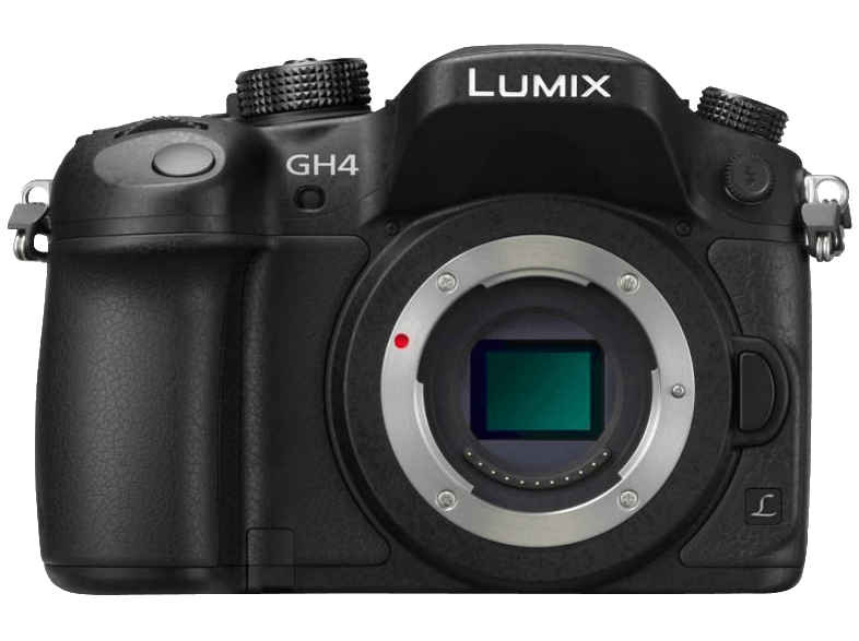 PANASONIC DMC-GH4 Body Black