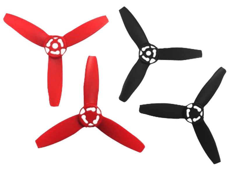 PARROT Propellers for Bebop Drone Red/ Black - (PF070078AA) αξεσουάρ