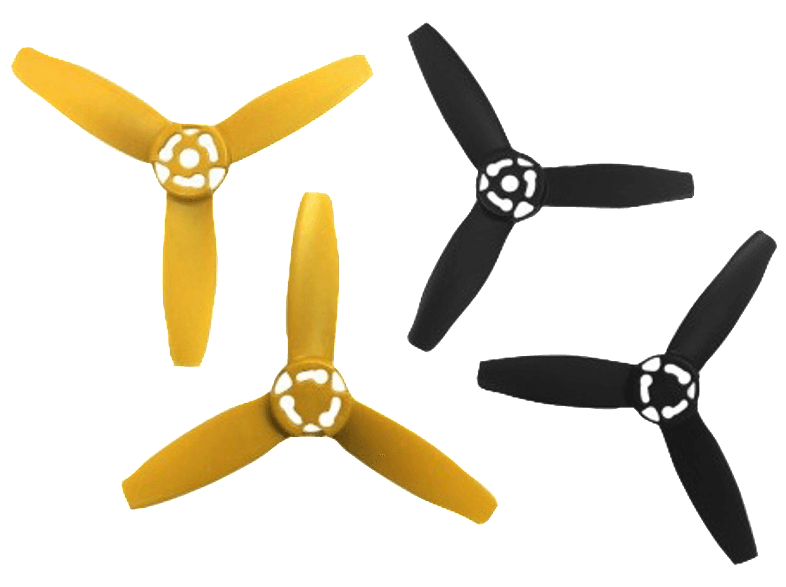 PARROT Propellers for Bebop Drone Yellow/ Black - (PF070106AA) αξεσουάρ
