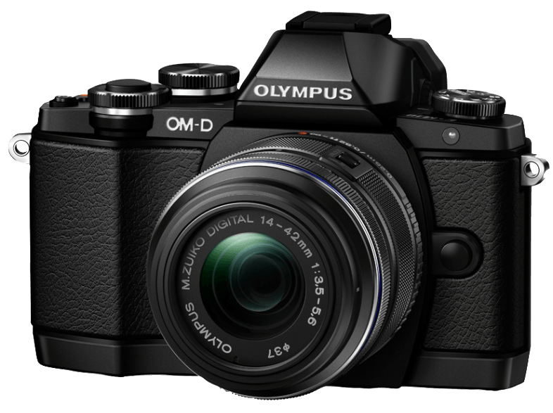 OLYMPUS E‑M10 Kit EZ M 14-42mm IIR Black