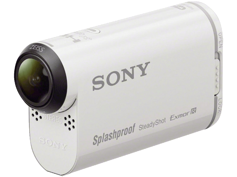 SONY HDR-AS200V + Τηλεχειριστήριο Live-View - (HDR-AS200VR) cameras
