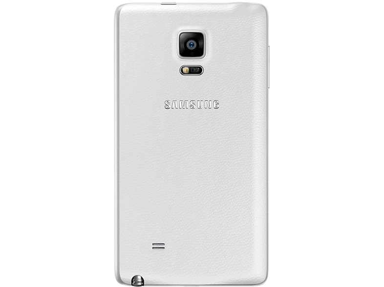 SAMSUNG Back Cover White - (EF-ON915SWEGWW) θήκες  μεμβράνες samsung