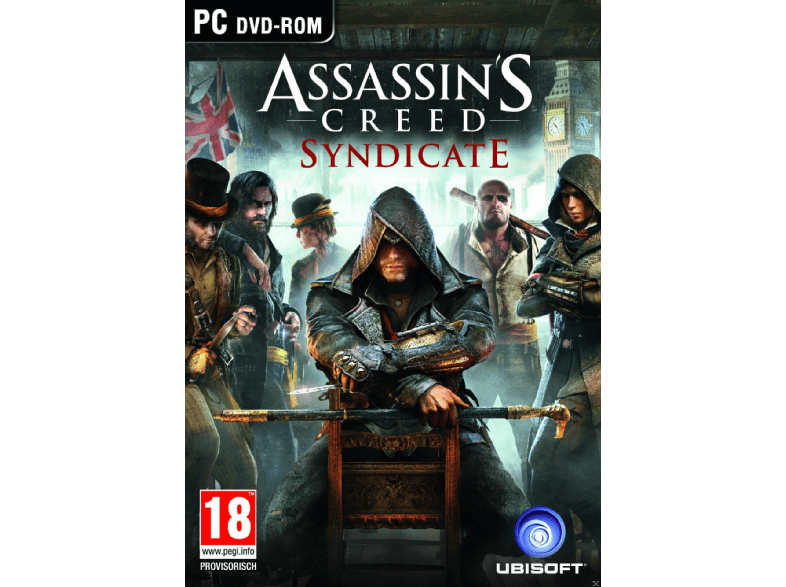 UBISOFT SW Assassin's Creed Syndicate: Special Edition pc games