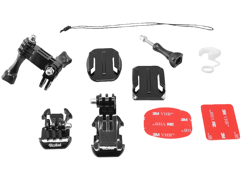 ROLLEI Accessory Set - (21566) αξεσουάρ action cameras