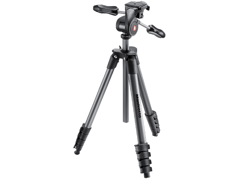 MANFROTTO Compact Advanced Black - (MKCOMPACTADV-BK) τρίποδα