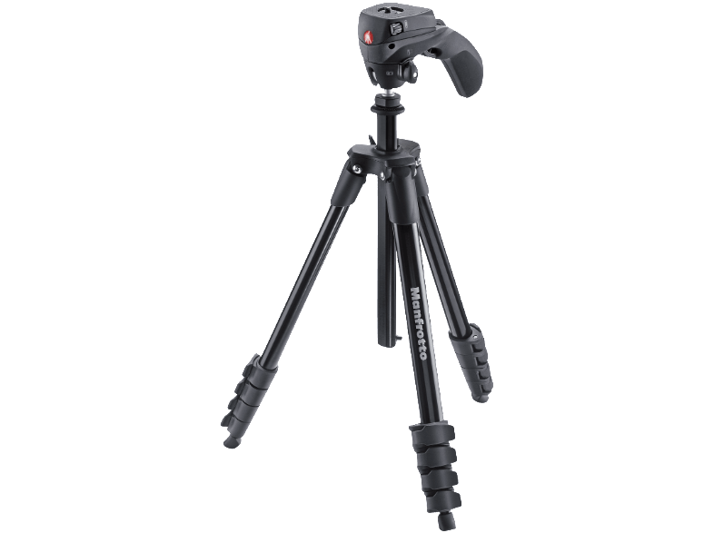 MANFROTTO Compact Action Black - (MKCOMPACTACN-BK) τρίποδα