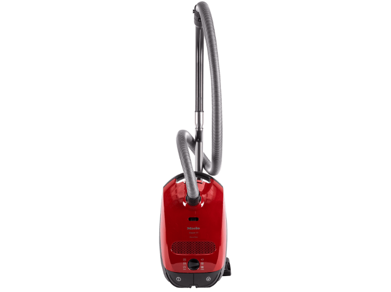 MIELE Classic C1 PowerLine Red σκούπες με σακούλα
