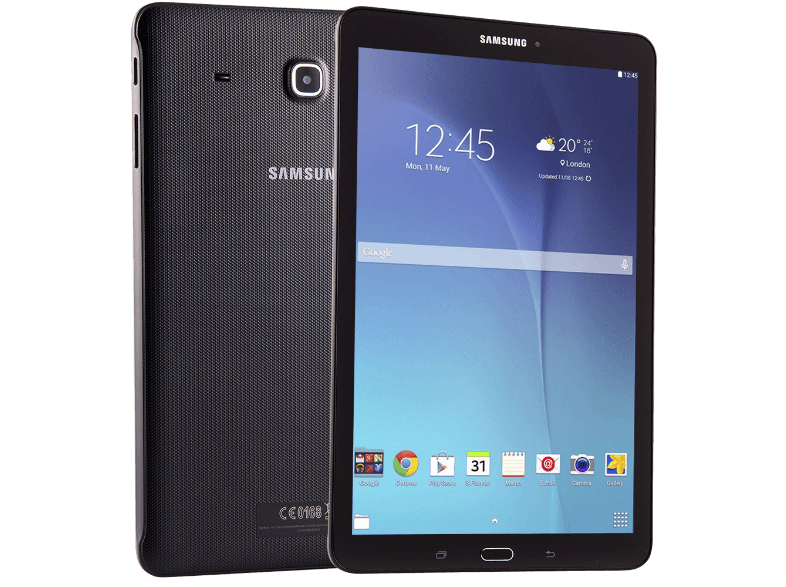 SAMSUNG Galaxy Tab E Black - (SM-T560NZKA) android tablet