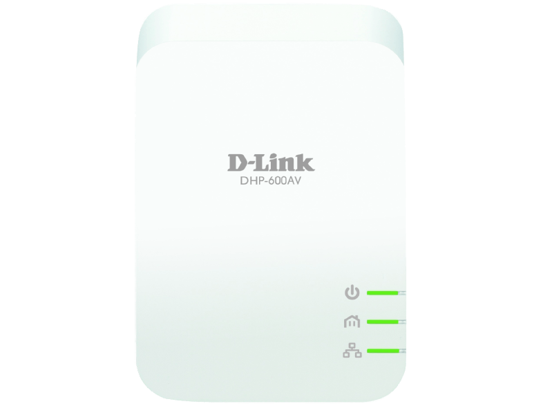 D-LINK PowerLine AV2 1000 HD Gigabit Starter Kit - (DHP-601AV) powerline
