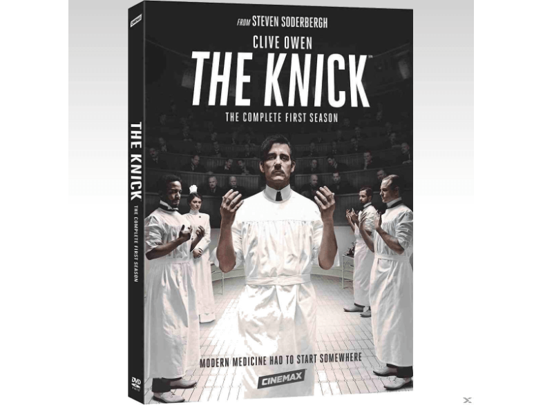 WARNER BROS THE KNICK THE COMPLETE FIRST SEASON dvd ταινίες