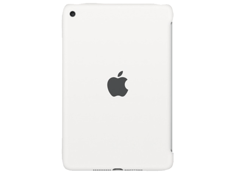 APPLE iPad mini 4 Silicone Case White - (MKLL2ZM/A) αξεσουάρ ipad