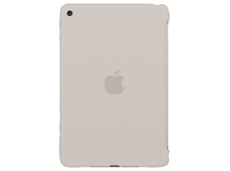 APPLE iPad mini 4 Silicone Case Stone - (MKLP2ZM/A) αξεσουάρ ipad