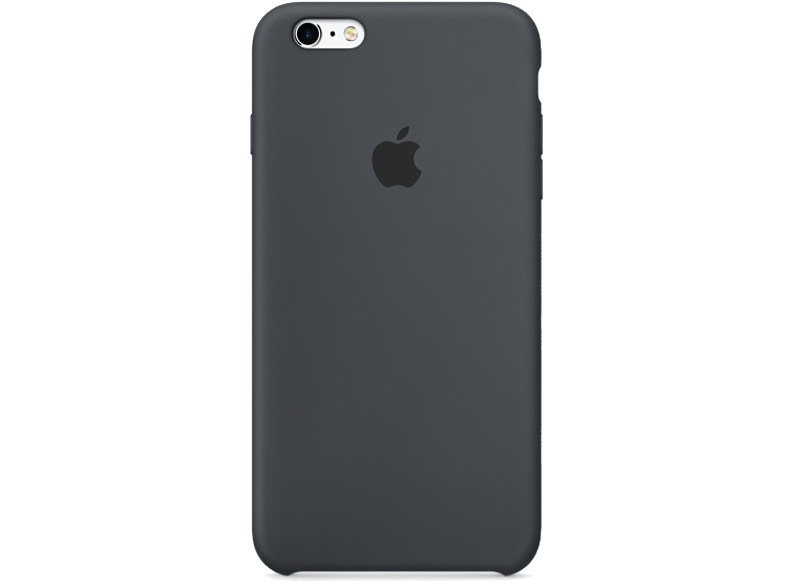 APPLE iPhone 6s Silicone Case Charcoal Gray - (MKY02ZM/A) θήκες iphone
