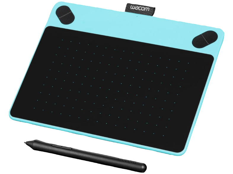 WACOM SYSTEMS Intuos Draw Blue Pen S - (CTL-490DB-N) γραφίδες