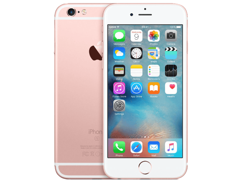 APPLE iPhone 6s 128GB Rose Gold - (MKQW2GH/A) iphone