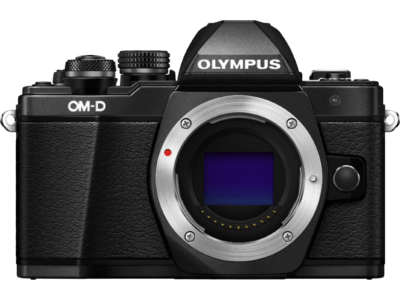 OLYMPUS E-M10 Mark II Body Black - (V207050BE000)