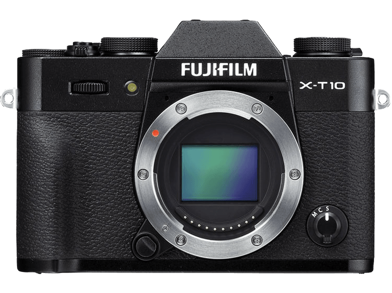 FUJIFILM X-T10 Body Black - (16470128)