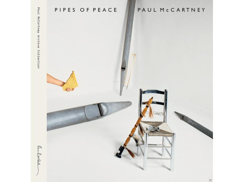 MINOS EMI Pipes Of Peace (2015 Remastered) (Limited Deluxe) cds