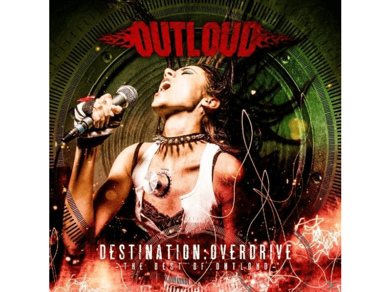 DMS Destination: Overdrive (The Best Of Outloud) cds