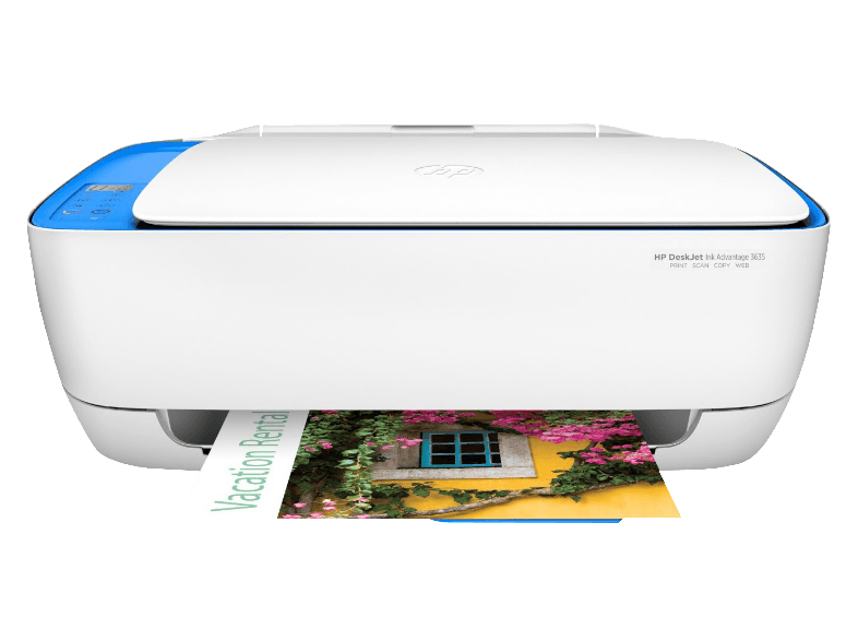 HP DeskJet Ink Advantage 3635 All-in-One Printer - (F5S44C) πολυμηχανήματα