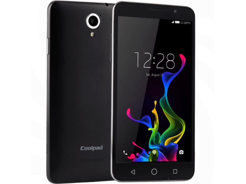 COOLPAD Modena Black android smartphone