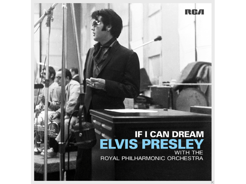 SONY BMG Elvis Presley - If I Can Dream: Elvis.... Presley With The Royal Philha βινύλια