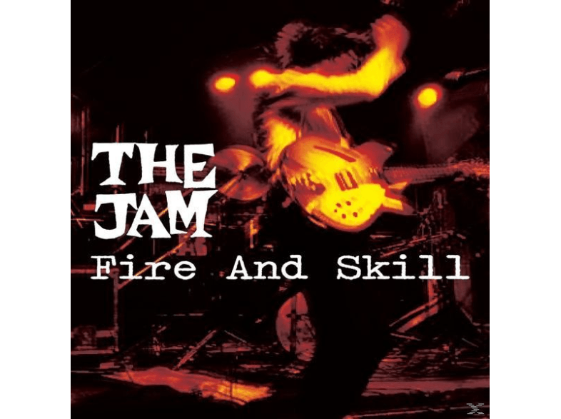 MINOS EMI Fire And Skill: The Jam Live cds