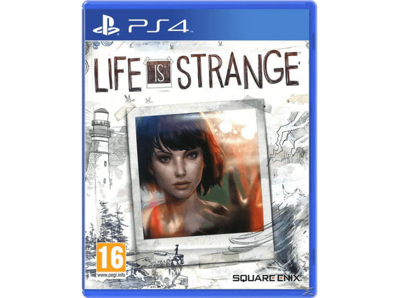 SQUARE ENIX Life is Strange ps4 games
