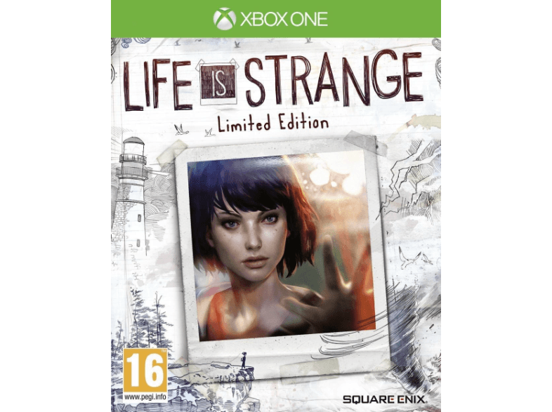 SQUARE ENIX Life is Strange Limited Edition xbox one games
