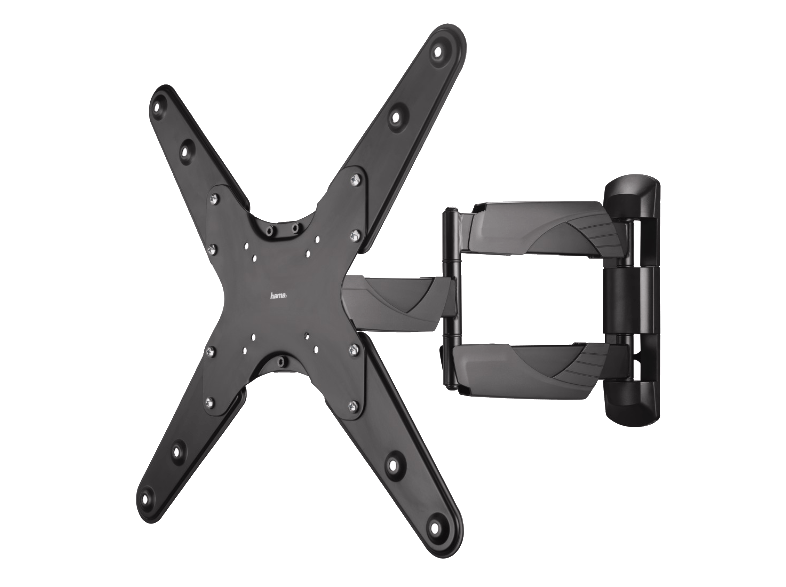 "HAMA FULLMOTION TV Wall Bracket, 1 star, XL, 142 cm (56""), 2 arms, black - (1186 βάσεις τοίχου τηλεόρασης"