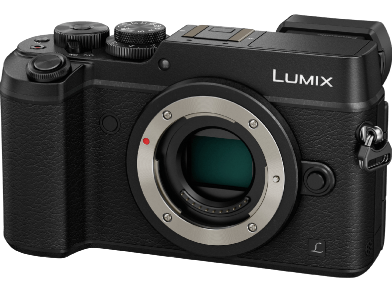 PANASONIC Lumix DMC-GX8 Body Black - (DMC-GX8EG-K) mirrorless cameras