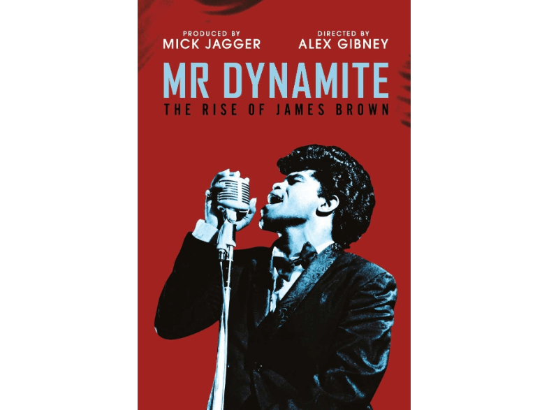 MINOS EMI Mr. Dynamite: The Rise of James Brown dvds