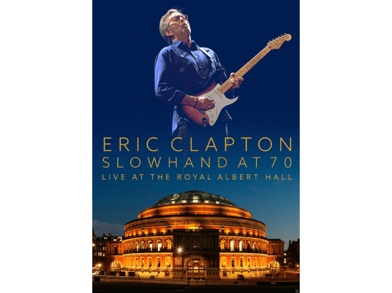 MINOS EMI Slowhand At 70-Live At The Royal Albert Hall dvds