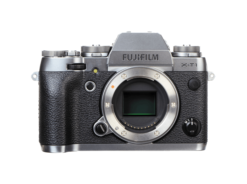 FUJIFILM X-T1 Graphite Body mirrorless cameras