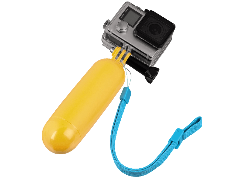 HAMA Floaty for GoPro Υellow - (00004407) αξεσουάρ action cameras
