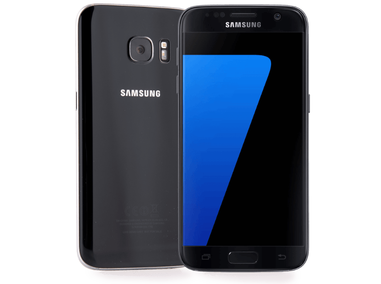 SAMSUNG Galaxy S7 Black - (SM-G930FZKAEUR) android smartphone