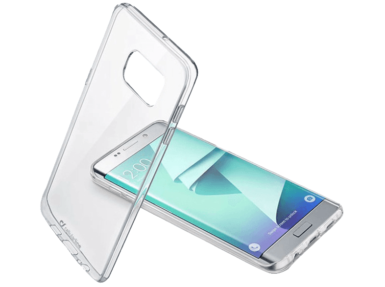 CELLULAR LINE CLEARDUOGALS7ET Galaxy S7 Edge - (260193) θήκες  μεμβράνες samsung